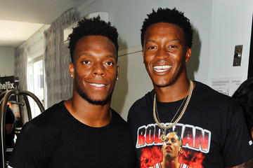 Demaryius Thomas GBK Pre-ESPY Event @ Luxe On Rodeo Drive