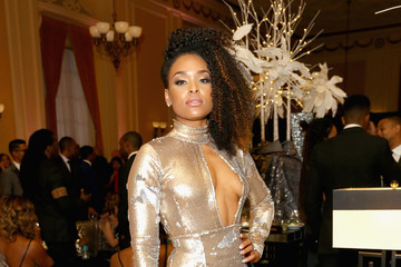 Demetria McKinney TV One at the 47th NAACP Image Awards