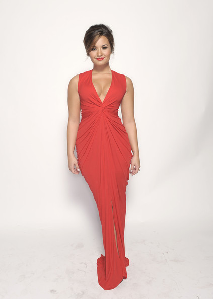 Demi Lovato Actress Demi Lovato poses for a portrait during the 2011 NCLR ALMA Awards held at Santa Monica Civic Auditorium on September 10, 2011 in Santa Monica, California.