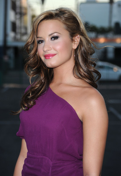 Demi Lovato Actress Demi Lovato arrives at the Padres Contra El Cancer's 25th Annual Gala at The Hollywood Palladium on September 23, 2010 in Hollywood, California.