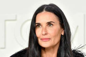 Demi Moore Tom Ford AW20 Show - Arrivals
