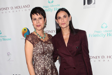 Demi Moore Peggy Albrecht Friendly House's 29th Annual Awards Luncheon - Arrivals