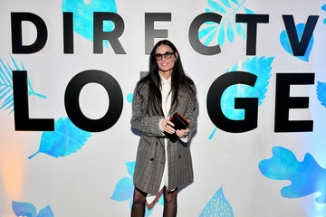 Demi Moore DIRECTV Lodge Presented By AT&T Hosts 'Corporate Animals' Party At Sundance Film Festival 2019
