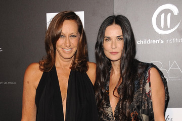 Demi Moore Arrivals at the PSLA Autumn Party