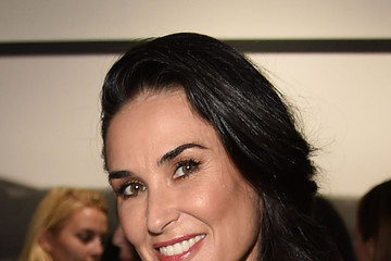 Demi Moore Brian Bowen Smith's WILDLIFE Show Hosted By Casamigos Tequila At De Re Gallery In West Hollywood, CA
