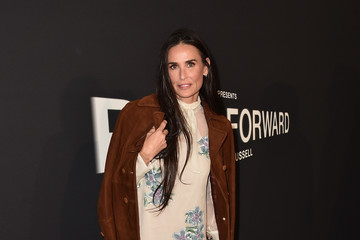 Demi Moore Prada Presents 'Past Forward' by David O. Russell Los Angeles Premiere - Arrivals