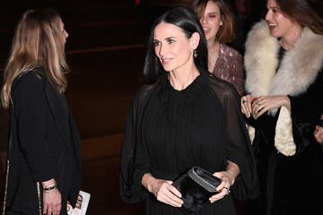 Demi Moore Harper's Bazaar Celebrates 150 Most Fashionable Women - Arrivals