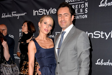 Demián Bichir Arrivals at the TIFF HFPA/InStyle Party