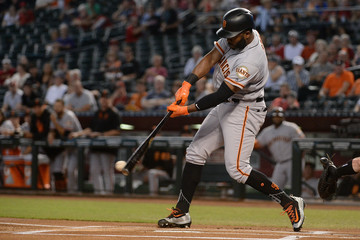 Denard Span San Francisco Giants v Arizona Diamondbacks