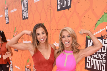 Denise Austin Nickelodeon Kids' Choice Sports Awards 2016 - Red Carpet