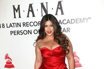 Denise Bidot The Latin Recording Academy's 2018 Person Of The Year Gala Honoring Mana - Red Carpet