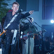 """Dennis Quaid John Varvatos And Timothy White Host The 50th Anniversary Celebration of The Doors' """"Morrison Hotel"""" Album At The Sunset Marquis"""