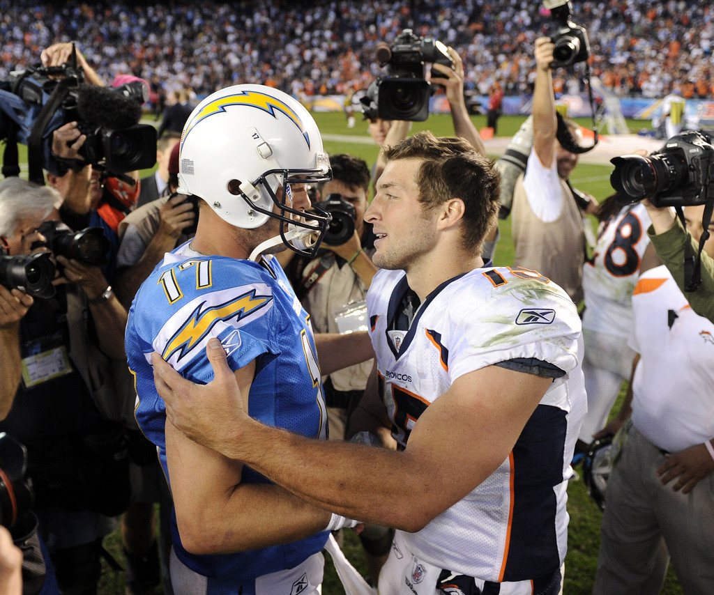 San Diego Chargers Game On Tv: Philip Rivers In Denver Broncos V San Diego Chargers