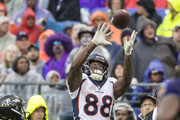 Demaryius Thomas Photos Photo