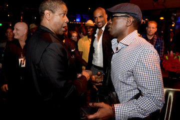 Denzel Washington Premiere Of Columbia Picture's 'Equalizer 2' - After Party