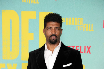 """Deon Cole Los Angeles Premiere Of """"The Harder They Fall"""""""