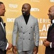 Deon Taylor American Black Film Festival Honors Awards Ceremony - Arrivals