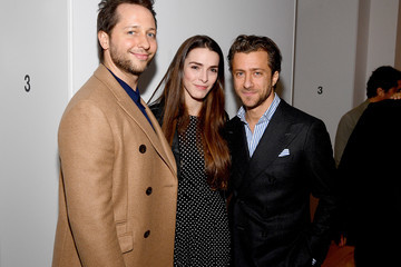 Derek Blasberg Loro Piana Celebrates New York City Film Premier Of 'Cashmere - The Origin Of A Secret'