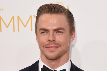 Derek Hough Arrivals at the 66th Annual Primetime Emmy Awards — Part 2