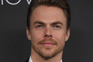 Derek Hough Warner Bros. Pictures and InStyle Host 18th Annual Post-Golden Globes Party - Arrivals