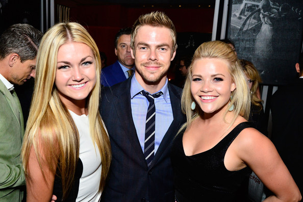 witney carson dating derek hough Derek hough & the 'dwts' guys go shirtless to film promo: photo #3745598 derek hough goes shirtless and shows off his toned body while filming a promo for the upcoming season of dancing with.