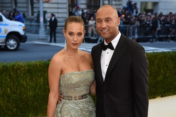 Derek Jeter 'Manus x Machina: Fashion in an Age of Technology' Costume Institute Gala