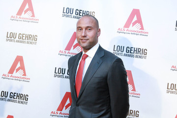 Derek Jeter 20th Annual Lou Gehrig Sports Awards Benefit