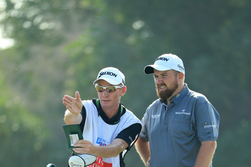 Dermot Byrne DP World Tour Championship - Day One