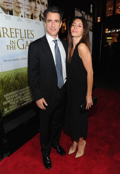 Dermot Mulroney with beautiful, Wife Tharita Cesaroni