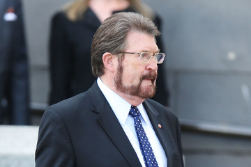 Derryn Hinch Ron Walker Farewelled in State Funeral