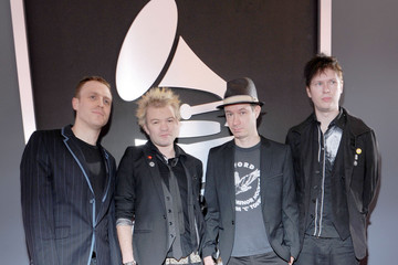 Deryck Whibley The 54th Annual GRAMMY Awards - Red Carpet