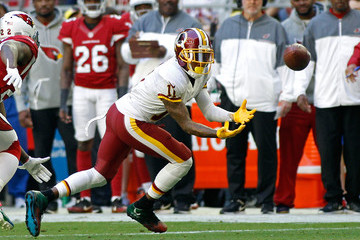 Desean Jackson Washington Redskins v Arizona Cardinals