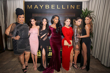 Desi Perkins Entertainment Weekly Celebrates Screen Actors Guild Award Nominees at Chateau Marmont Sponsored by Maybelline New York - Inside