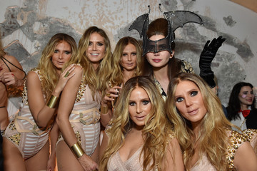 Desiree Gruber Heidi Klum's 17th Annual Halloween Party sponsored by SVEDKA Vodka at Vandal New York - Inside