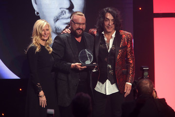 Desmond Child Beth Matthews 2018 ASCAP Pop Music Awards - Show