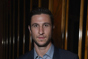 """Pablo Schreiber attends the after party for Sony Pictures Classics screening of """"Foxcatcher"""" hosted by Details, Brooks Brothers & Patron with The Cinema Society at The Standard Highline on November 11, 2014 in New York City."""