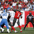 Jameis Winston Photos - Jameis Winston #3 of the Tampa Bay Buccaneers throws a pass in the first quarter of a game against the Detroit Lions at Raymond James Stadium on December 10, 2017 in Tampa, Florida. - Detroit Lions vTampa Bay Buccaneers