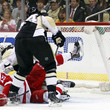 Brooks Orpik and Marc-Andre Fleury Photos
