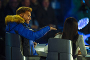 Dieter Bohlen and Mandy Capristo Photos Photo