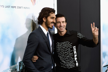 Dev Patel 'Chappie' Premieres in NYC