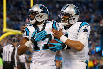 Devin Funchess NFC Championship - Arizona Cardinals v Carolina Panthers