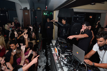 Devin Lucien Brody Jenner Hosts During Infamous Wednesdays at Hyde Bellagio