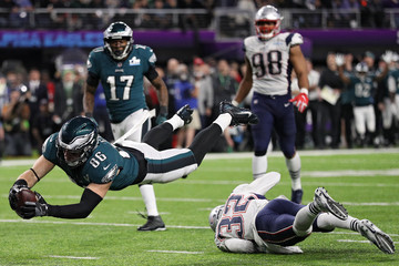 Devin McCourty Super Bowl LII - Philadelphia Eagles v New England Patriots