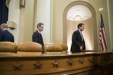 Devin Nunes FBI Director Comey Testifies At Hearing On Alleged Russian Election Meddling