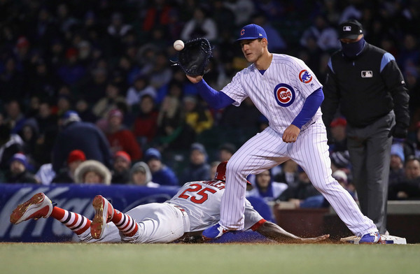 St Louis Cardinals vs. Chicago Cubs []