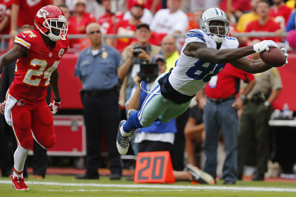 Dez Bryant Photos Photos Dallas Cowboys V Kansas City