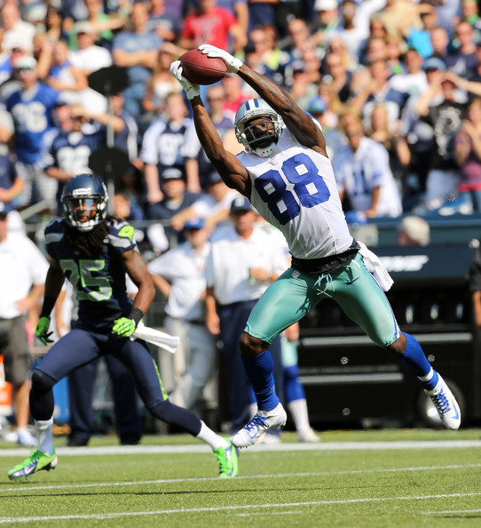 Dez Bryant Photos Photos Dallas Cowboys V Seattle Seahawks