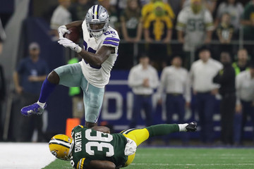 Dez Bryant Divisional Round - Green Bay Packers v Dallas Cowboys