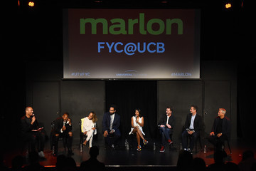 Diallo Riddle Universal Television's FYC @ UCB - 'Marlon' - Panel