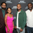 Diallo Riddle 2019 AMC Television Critics Association Tour